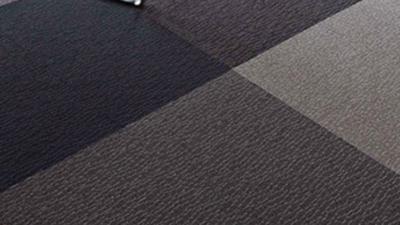 2 6 400x225 - タイルカーペット床貼り替えリフォーム