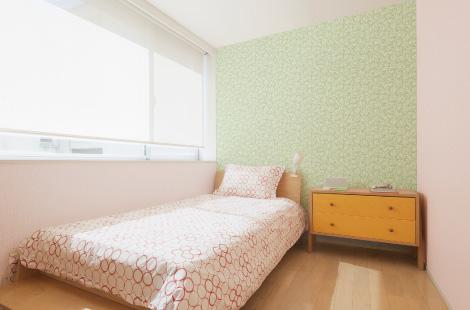 3 1 - 寝室・プライベートスペースのクロス貼り替え・壁紙の張替え
