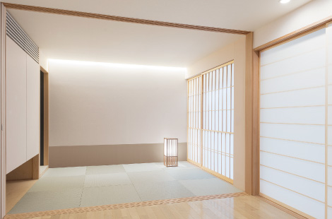 4 1 - 寝室・プライベートスペースのクロス貼り替え・壁紙の張替え