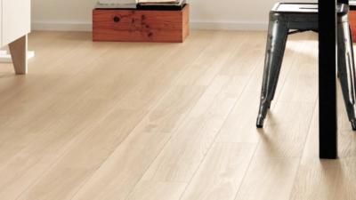 4 5 400x225 - フロアタイル床貼り替えリフォーム