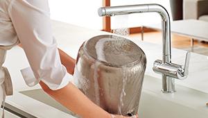 3 1 - タッチスイッチ水ほうき水栓