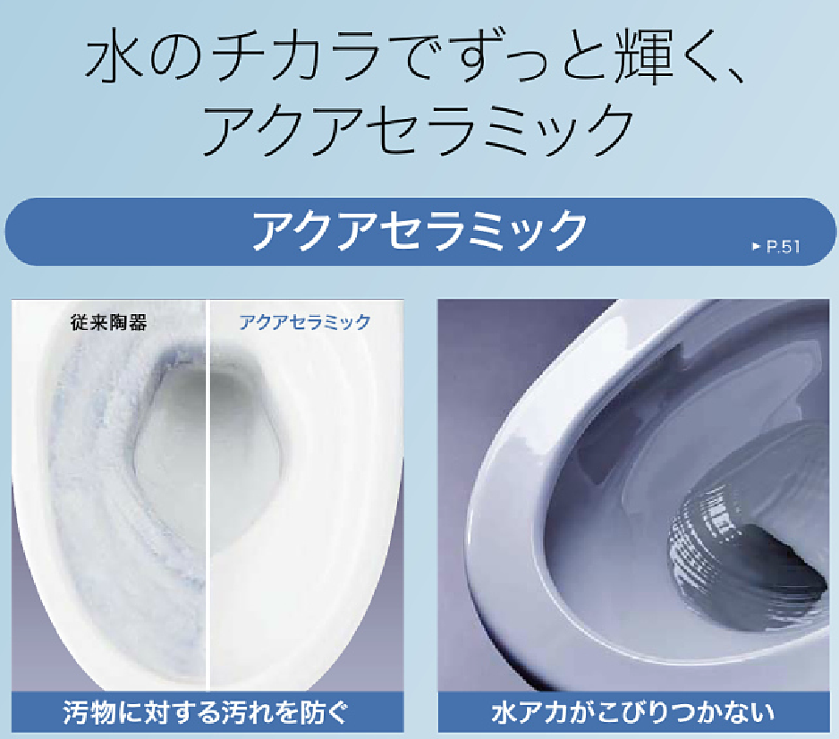 5 3 - 3大メーカー人気トイレ比較