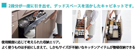 k1 - キッチンのリフォーム