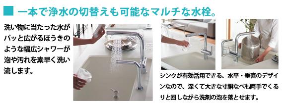 k2 - キッチンのリフォーム
