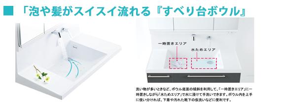 s1 1 - 洗面台のリフォーム