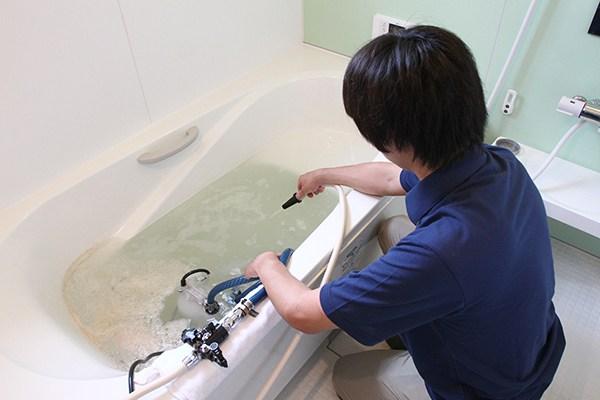 1 7 - 風呂釜洗浄