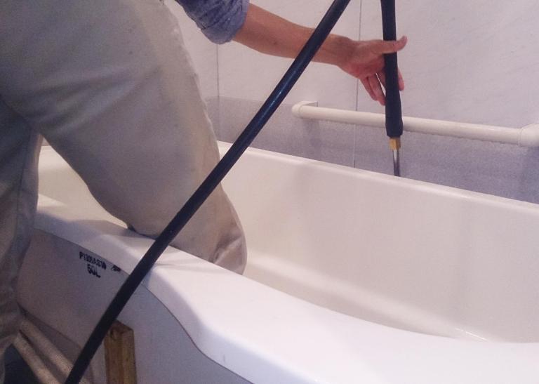4 1 1 - 風呂釜洗浄